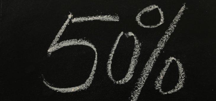50% taniej przez pierwszy miesiąc współpracy – promocja ważna do 31.01.2017.